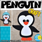 PENGUIN Craft for Winter & January