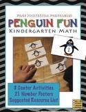 Winter Math: Penguin Fun