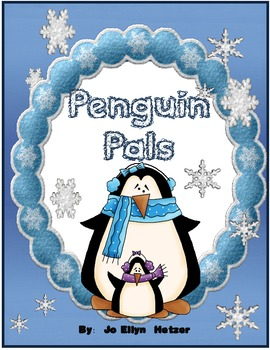 PENGUIN PALS {imaginary and real}