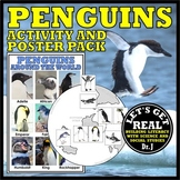 PENGUINS Activity and Poster Pack