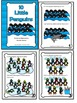 PENGUINS Original SUBTRACTION STORY with Subtraction printable story book