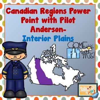 PEOPLE AND ENVIRONMENTS: PHYSICAL REGIONS OF CANADA Interi