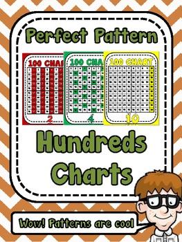 PERFECT PATTERNS 100'S CHARTS