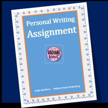 PERSONAL WRITING ASSIGNMENT
