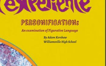 PERSONIFICATION--A Figurative Language Prezi