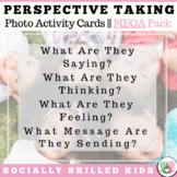 PERSPECTIVE TAKING Photo Activity Cards MEGA BUNDLE  {Sets