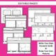 PERSPECTIVE TAKING Comic Strip Style, Black and White BUNDLE {k-2nd, 3rd- 5th}
