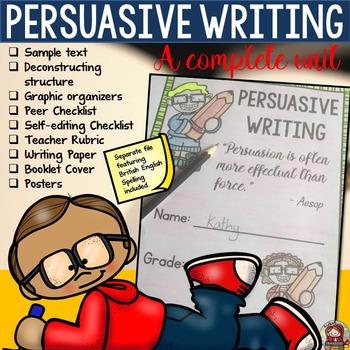PERSUASIVE /OPINION WRITING