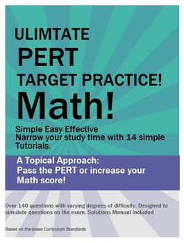 PERT MATH: THE ULTIMATE GUIDE