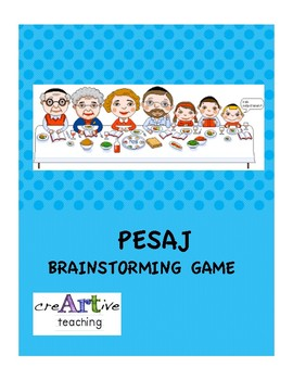 PESACH /PASSOVER WORD GAME
