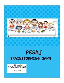 PESAJ/PASSOVER WORD GAME