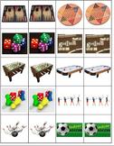 PESCA cards Avancemos 4- 4 sets