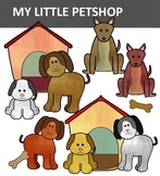 PET SHOP CLIP ART