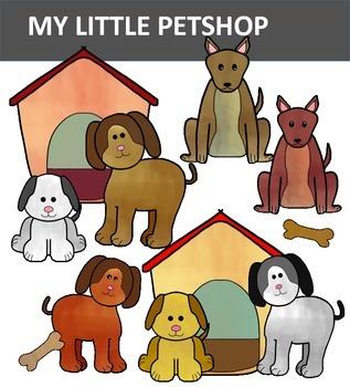 PET SHOP CLIP ART