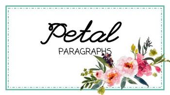 PETAL Paragraph Display Posters