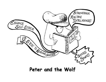 PETER AND THE WOLF Success Sparks Reading Adventures!