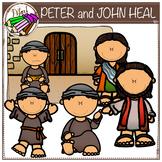 PETER and JOHN HEAL {free}