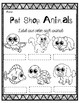 PET SHOP ANIMALS K-1