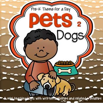 Dogs Theme Preschool