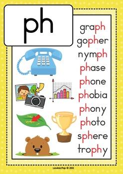 Ph Digraph Word Work Unit By Lavinia Pop Teachers Pay