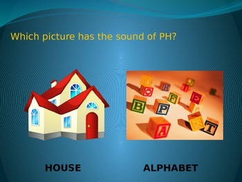 PH Digraph PowerPoint Lesson
