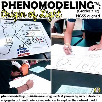 PHENOMODELING™ - Constructing a Model for Light