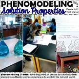 PHENOMODELING™ - Constructing a Model for Solution Properties