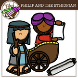 PHILIP AND THE ETHIOPIAN {free}