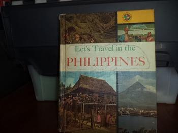 PHILLIPPINES    A TRAVEL PRESS BOOK