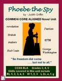PHOEBE the SPY Common Core Aligned Novel Study