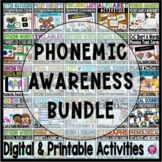 Phonemics and Phonics Pocket Chart Activities