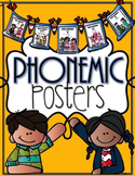 PHONEMIC POSTERS (Consonant and Vowel Sounds) Phonics ANCH