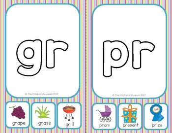 PHONIC CARD - BLENDS