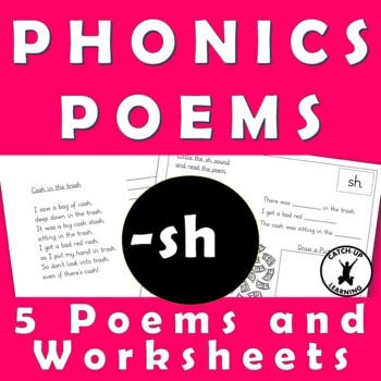 {sh blend} {digraph poems} {PHONICS POEMS}