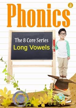 PHONICS 2- The 8 Core Series BOOK 3