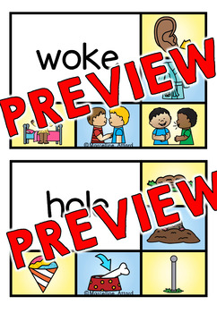 PHONICS ACTIVITIES: LONG VOWELS CENTER: CVCE CLIP CARDS: MAGIC E CENTER