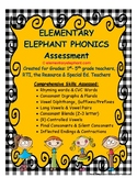 PHONICS Assessment 1-2-3-4-5 and RTI by Elementary Educati