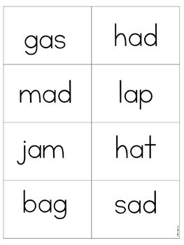 End of the Year Phonics Review Games