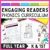 PHONICS CURRICULUM BUNDLE  Kindergarten/First Grade