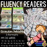 PHONICS: FLUENCY READERS: CVC WORDS