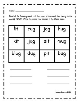 PHONICS FOR KIDS!