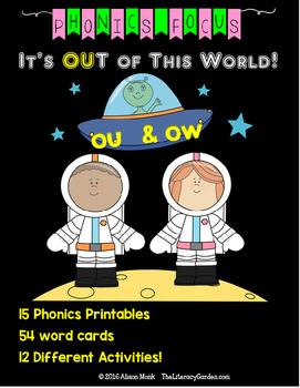 PHONICS Focus {OU & OW} Diphthongs