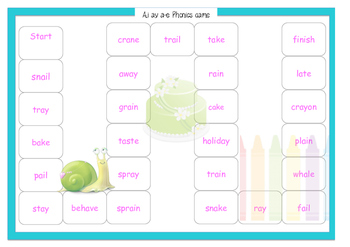 PHONICS GAME YEAR 1 SCREEN SUPPORT