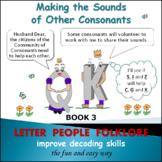 Phonics Intervention: Book Set 3 - Making the Sounds of Ot