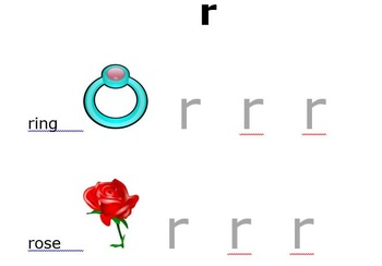 PHONICS PICTURE DRILLS