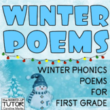 {Winter Poems} {grade 2 phonics worksheets} {POEMS FOR second GRADE}
