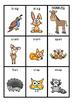 DONKEY CARD GAME - PHONICS - Phase 1 - CVC AND CCVC - 5 games