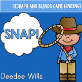 PHONICS ~ SNAP!  Digraphs and Blends (Ending)
