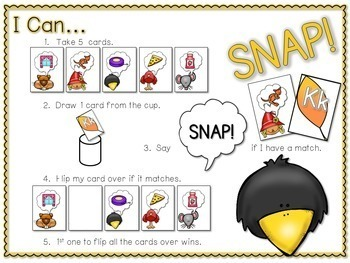 PHONICS ~ SNAP! The  Bundle