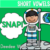 PHONICS ~ SNAP!  Short Vowels